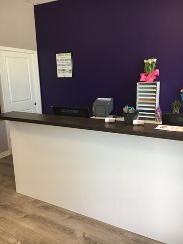 Receptionist-Area-at-Paramount-Health-Chiropractic